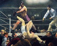 Jack Dempsey vs. Luis Ángel Firpo - Wikipedia, the free ...