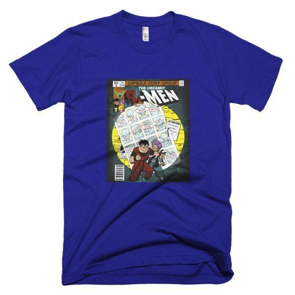 a comic db Short sleeve men's t-shirt