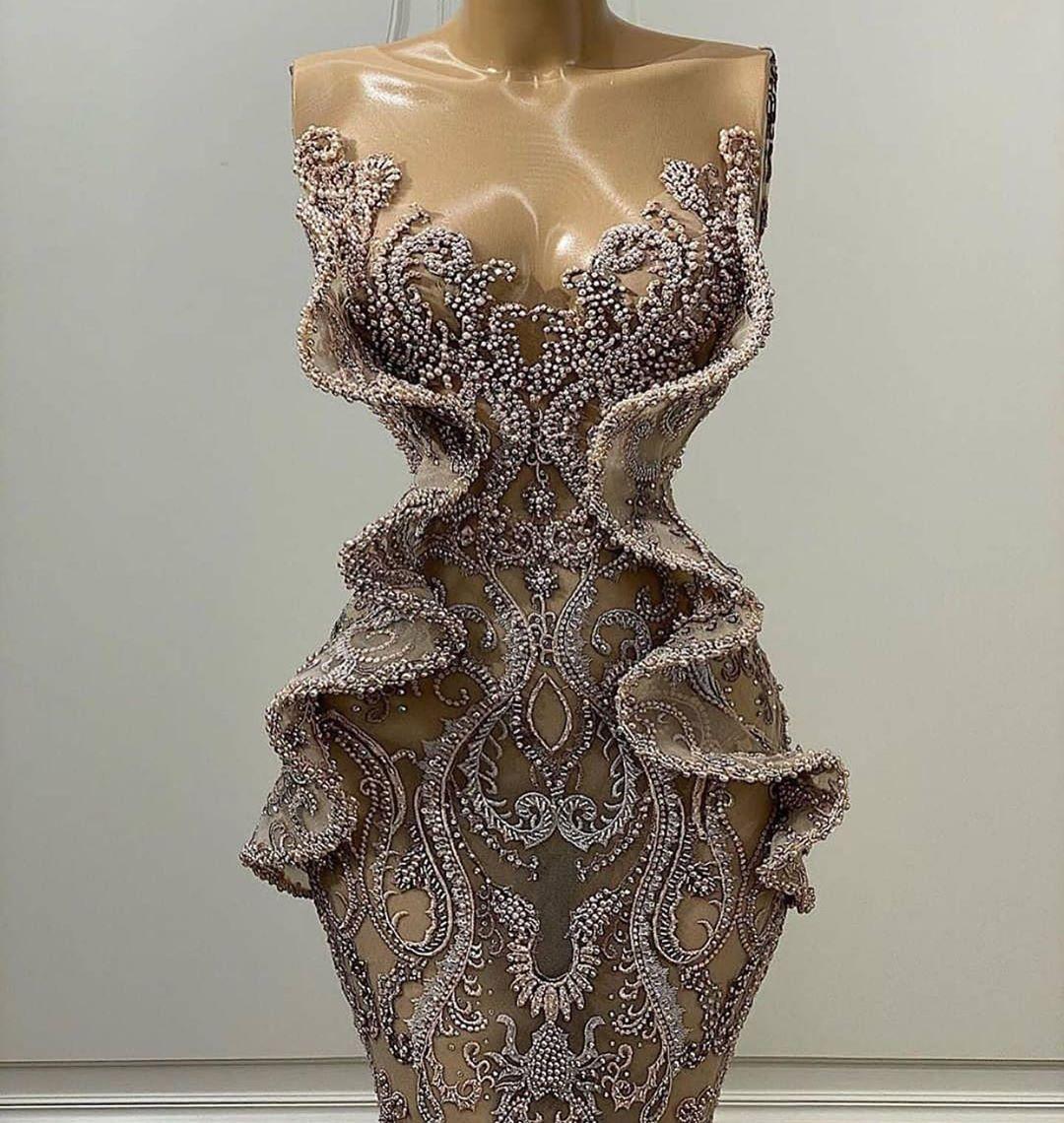 "Ahoufe Bridal ® on Instagram: ""#AhoufeReceptionDressInspo 💕 Dress @lumnijekrasniqiofficial • • • • • • • • • • • • #ahoufebridal #coutureaddict #couturedress…"""