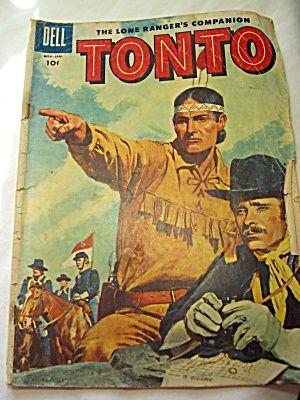 Tonto Comic, 1956, Dell