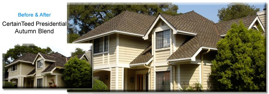 CertianTeed Asphalt Roof R E Roofing Showroom Campbell CA