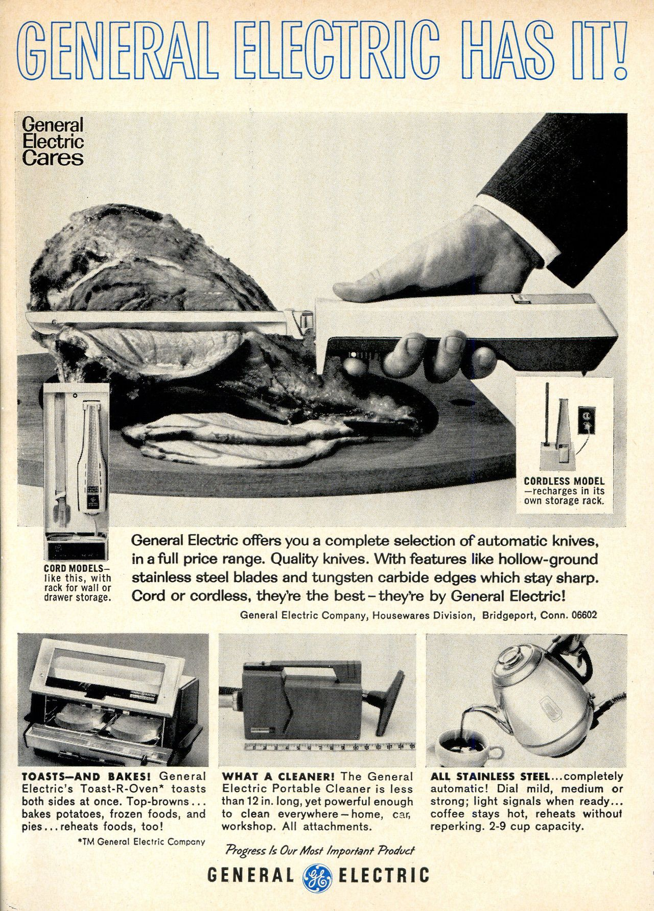 Crazy Mirrors Electric Knife Automatic Knives General Electric