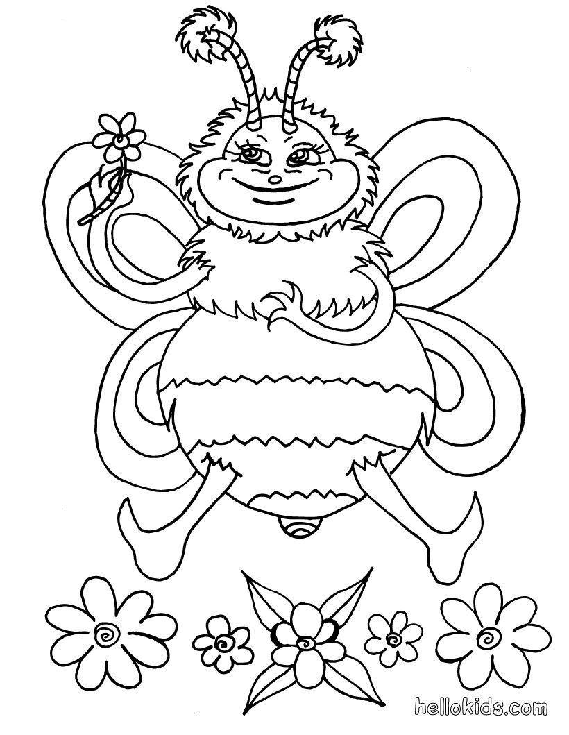 beehive coloring page free coloring pages download xsibe honey