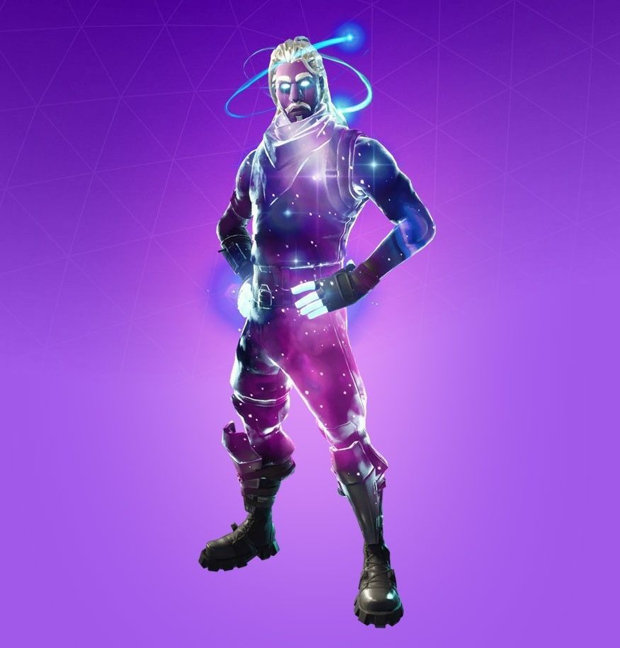 Exclusive Fortnite Galaxy Skin 100 Gauranteed Message Before