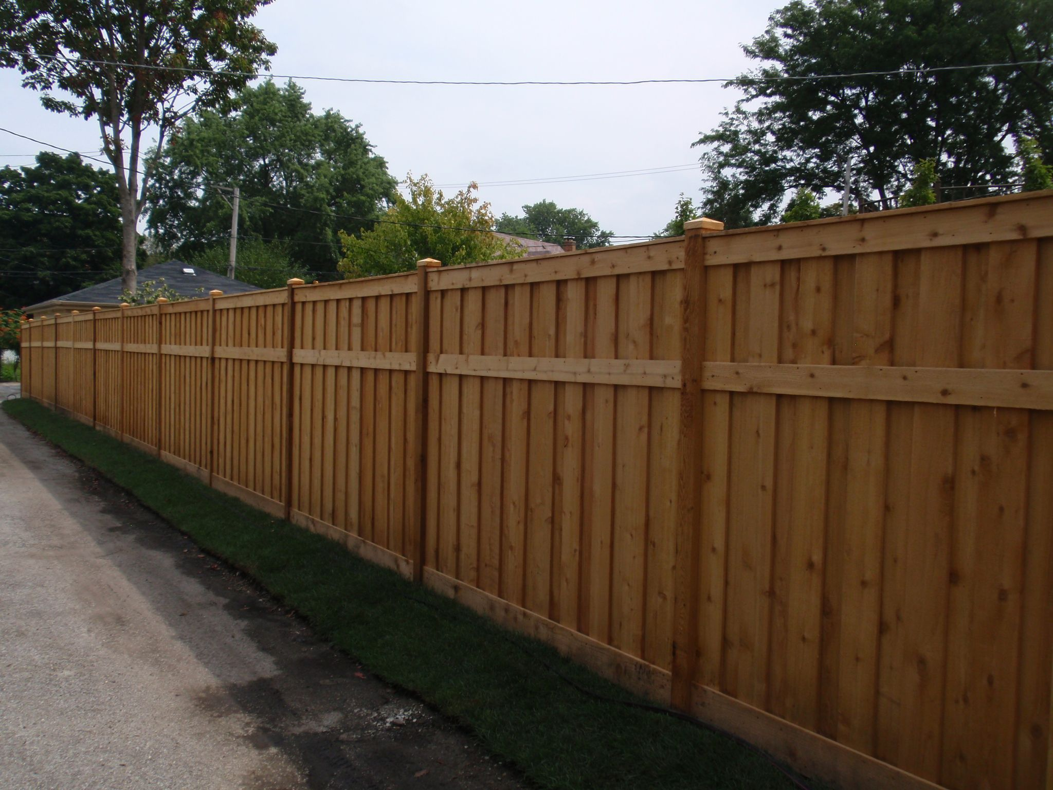 Florida Affordable Fence Wood Fencing Shane s Crap
