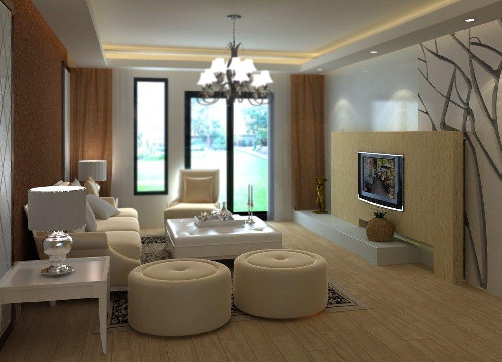 Interior Living Room Home