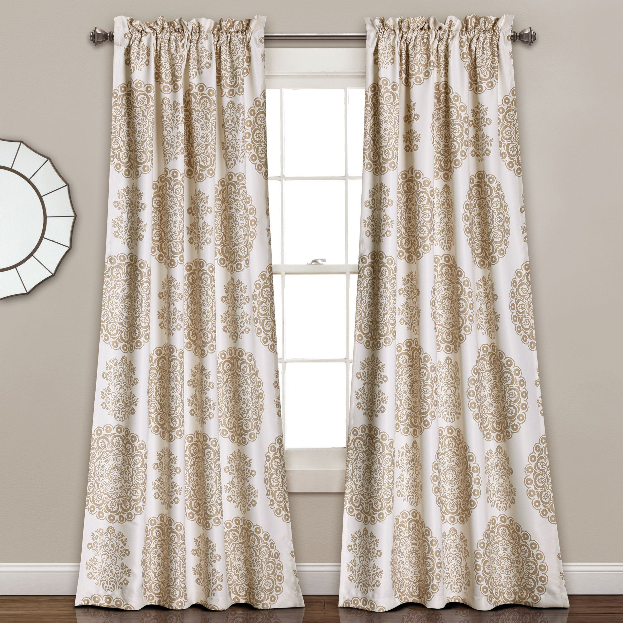 com curtains taizalo inch for walmart stylist kitchen choosed sensational