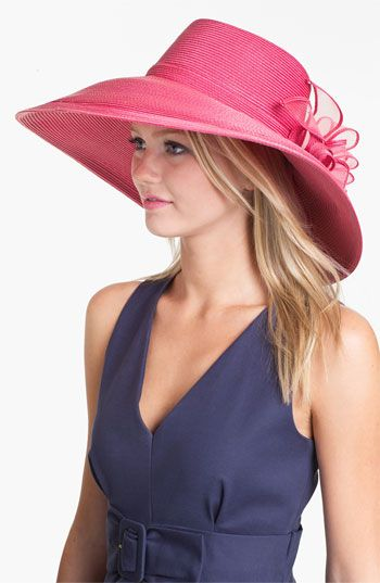 da2ad4ca16d36 August Hat  Garnet Romantic  Hat available at  Nordstrom