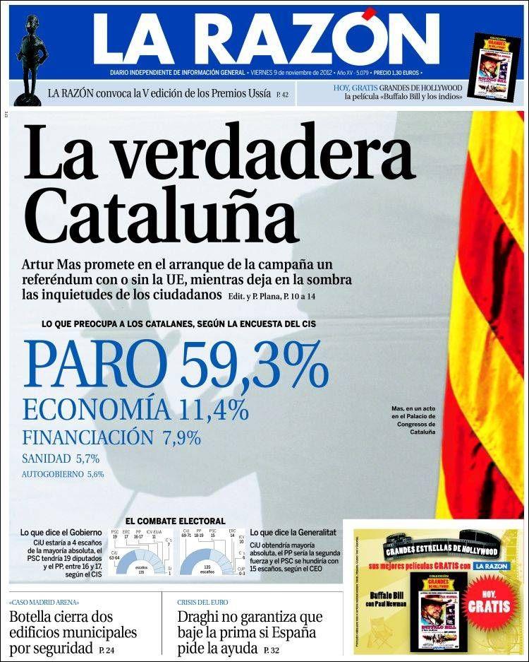 Katalunia desastre moduan