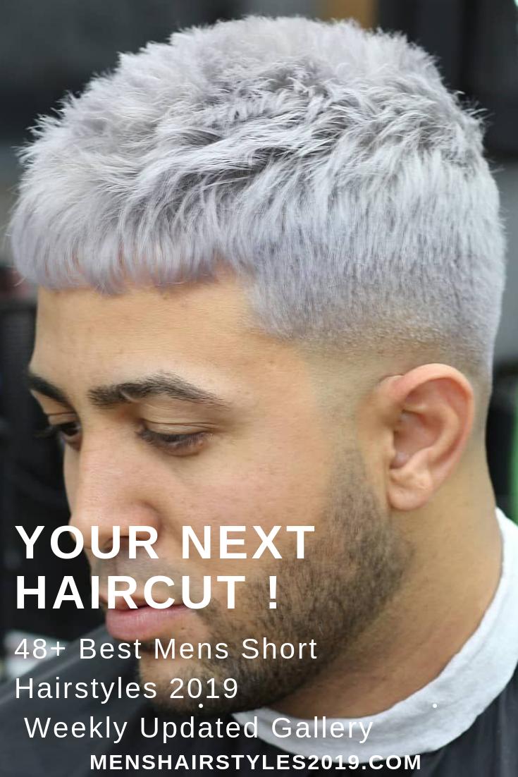 Pin On Men Short Hairstyles