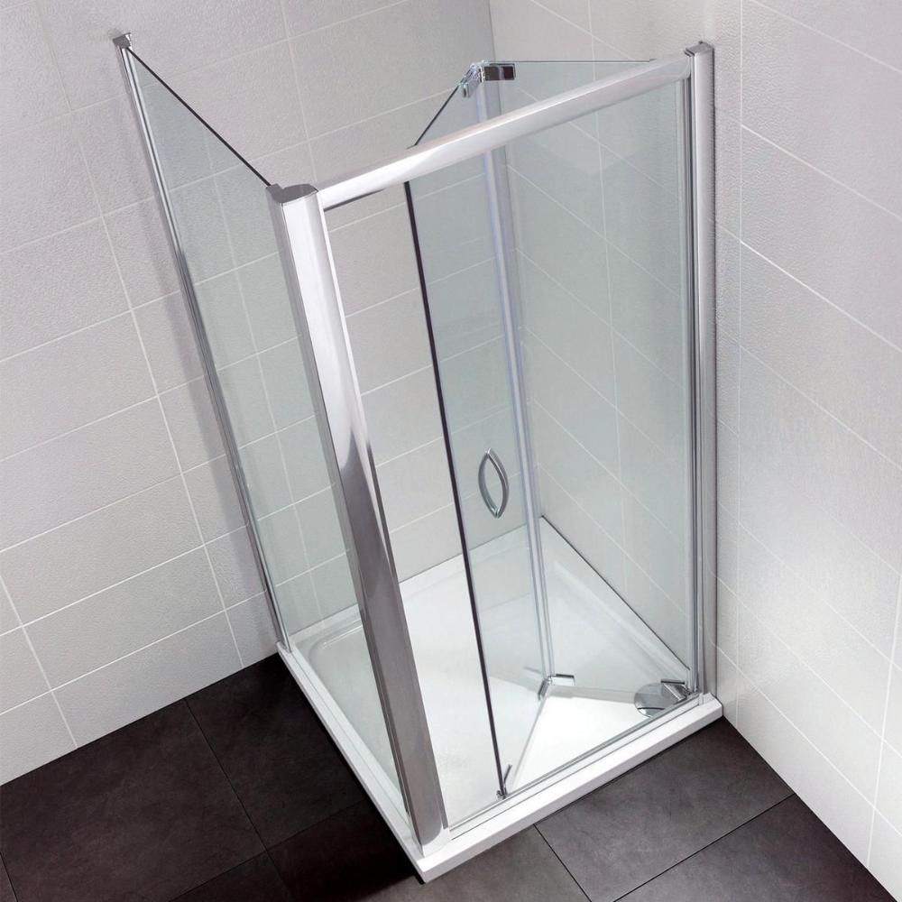 April Identiti Bifold Door Shower In 2020 Bifold Doors Shower Enclosure Bifold Shower Door