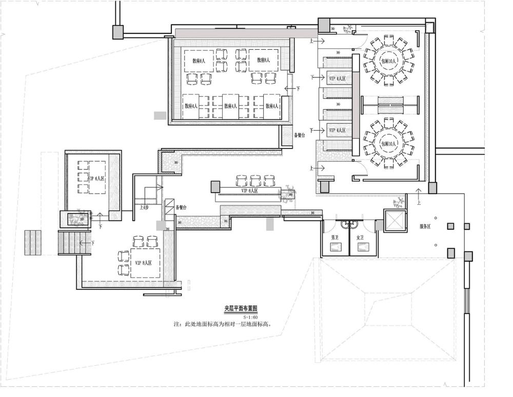 Gallery Of Haigan Seafood Restaurant Xiamen Fancy Design Decoration 16 In 2020 Hotel Floor Plan Hotel Floor Design
