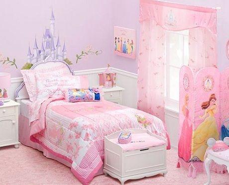 Decoración de princesas | cuarto de niñas | Pinterest | Cuarto de ...