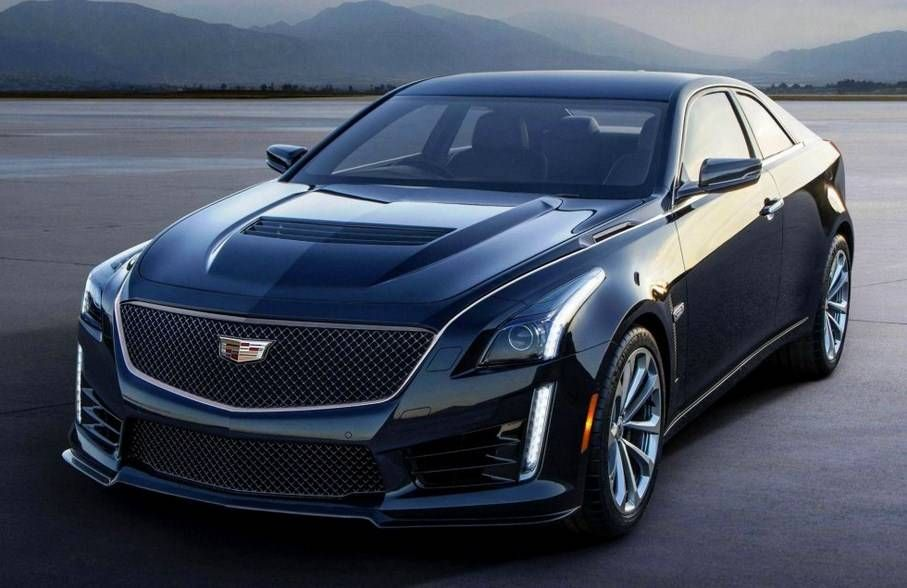 2016 cadillac cts v powered by astonishing v8 640 hp. Black Bedroom Furniture Sets. Home Design Ideas