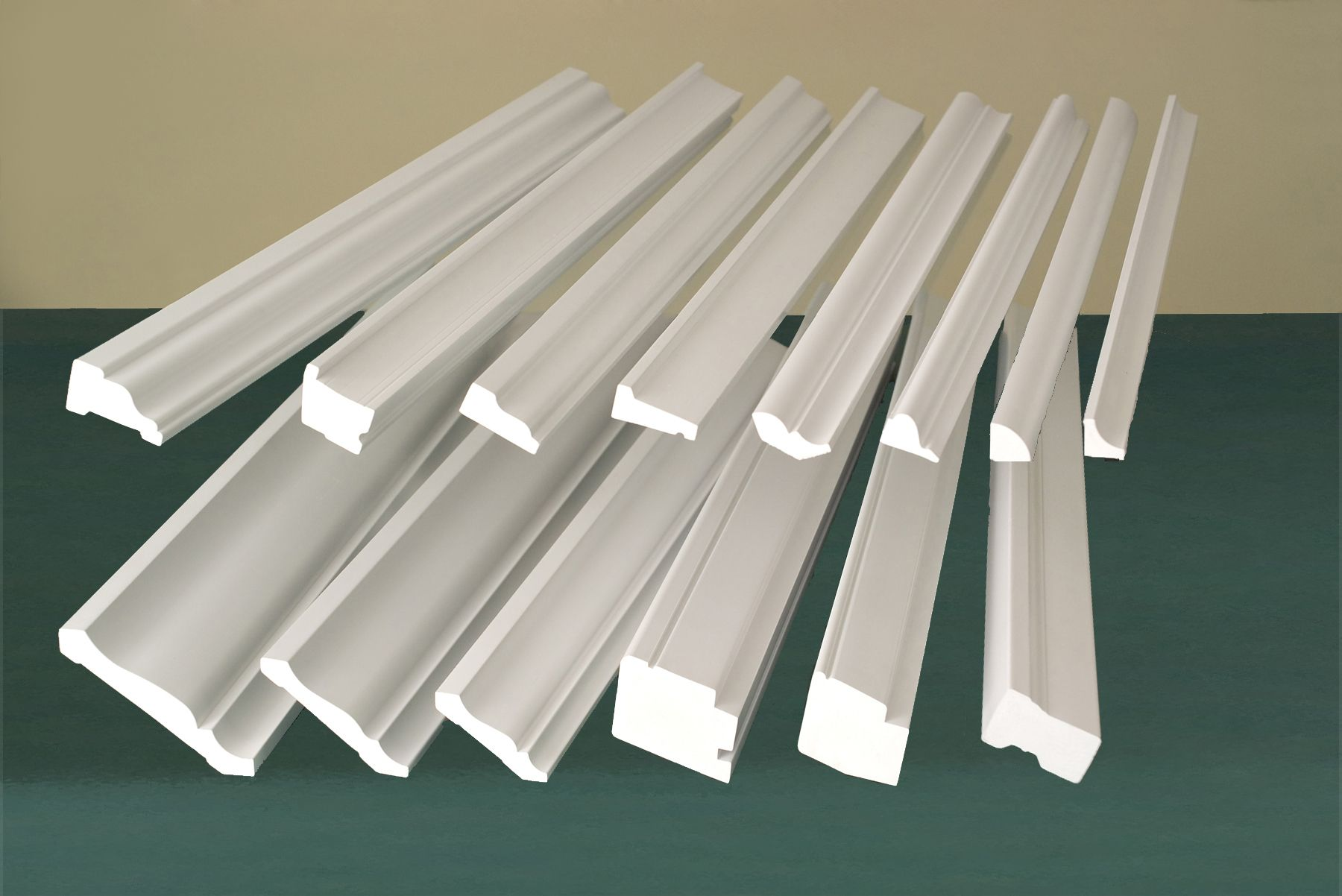 Home depot composite trim exterior pvc trim patio Plastic molding for exterior doors