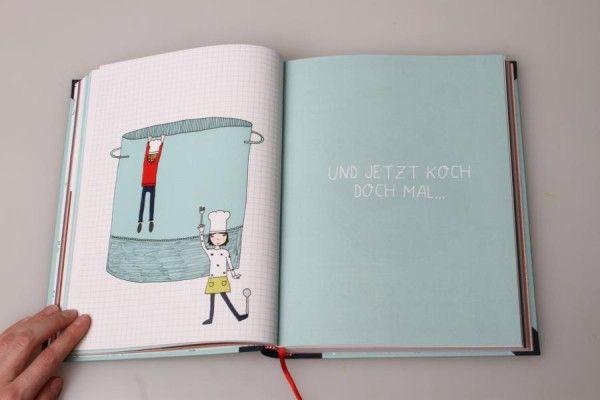 Möhre, Hühnchen, Kuchenteig. Das gesunde Mach- und Sachbuch für kleine Köche