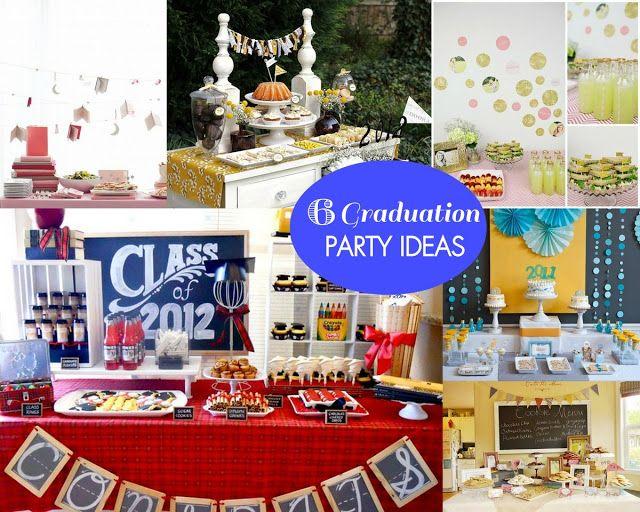 High School Graduation Party Ideas My Little Girl Is Graduating