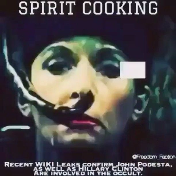 Luciferians also use aborted babies for Luciferian rituals. #Reposting @hochskins with @instarepost_app -- Repost from @damien_seven These luciferians are sick. Mixing pigs blood, breast milk, urine and semen, and using it to write/paint. called #SpiritCooking #hochskins #ExposingTheEvil #HillaryForPrison2016 original caption: Wiki leaks is destroying killary. She should be in jail by now. #spiritcooking💀 #damien_seven #fuckjayz these people all love #AleisterCrowley #washingtonTimes