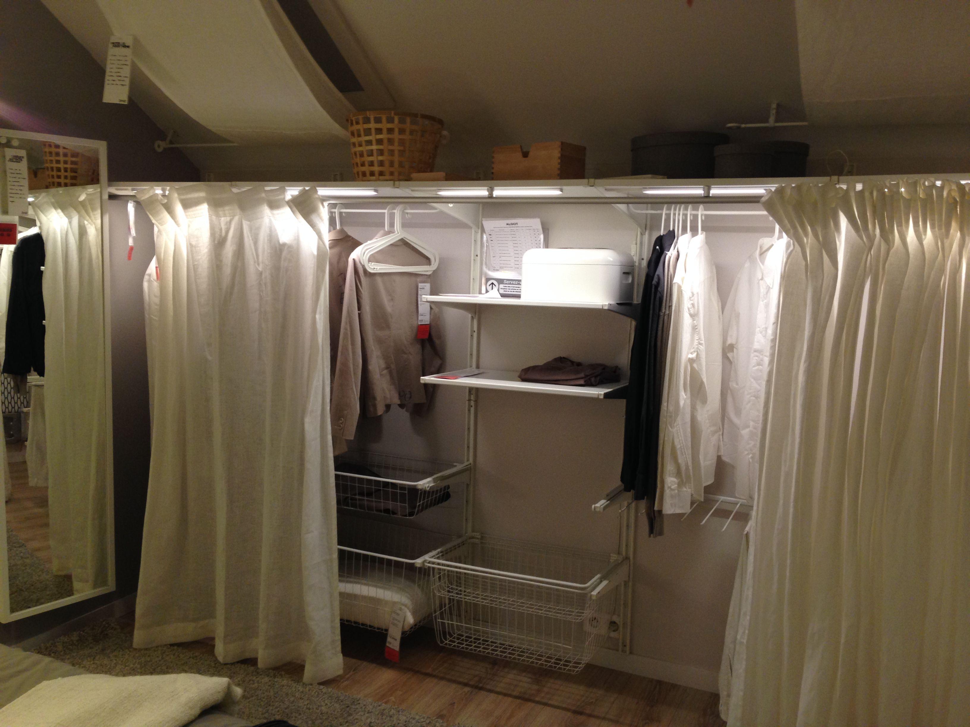 Algot Ikea Evry Bedroom Ideas Algot Ikea Closet
