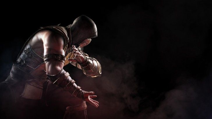 Scorpion Mkx Wallpaper