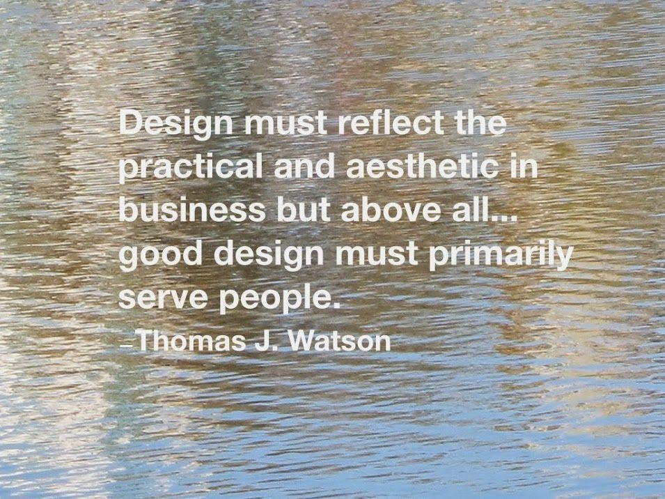 Ibm Quote Design Quote From Founder Of Ibm  Design  Pinterest  Design Quotes