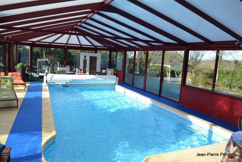 Ces magnifiques chambres d\u0027hôtes à Etalondes de 8000 m² avec piscine - Gites De France Avec Piscine Interieure