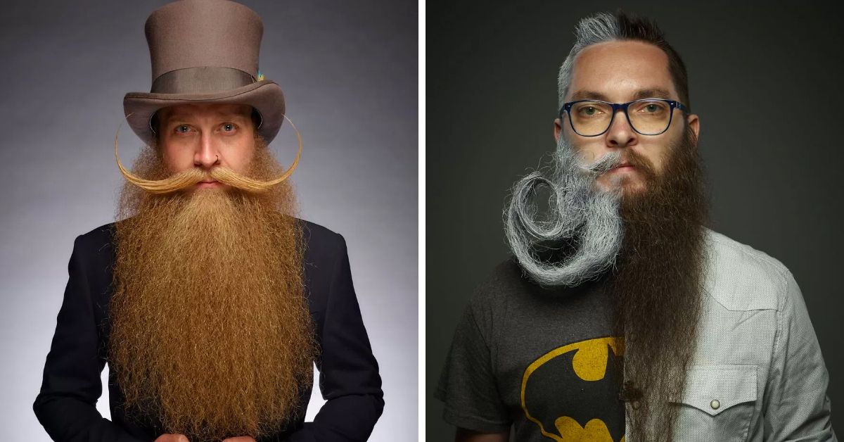 If you think you have have seen beards, wait till you see