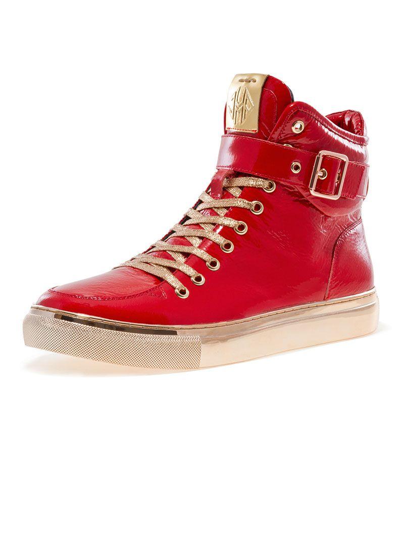 jump sullivan high top sneaker