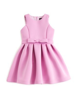 f1a37abf327 Bardot Girls' Little Darling Scuba Fit & Flare Dress - Sizes 4-7    Bloomingdale's