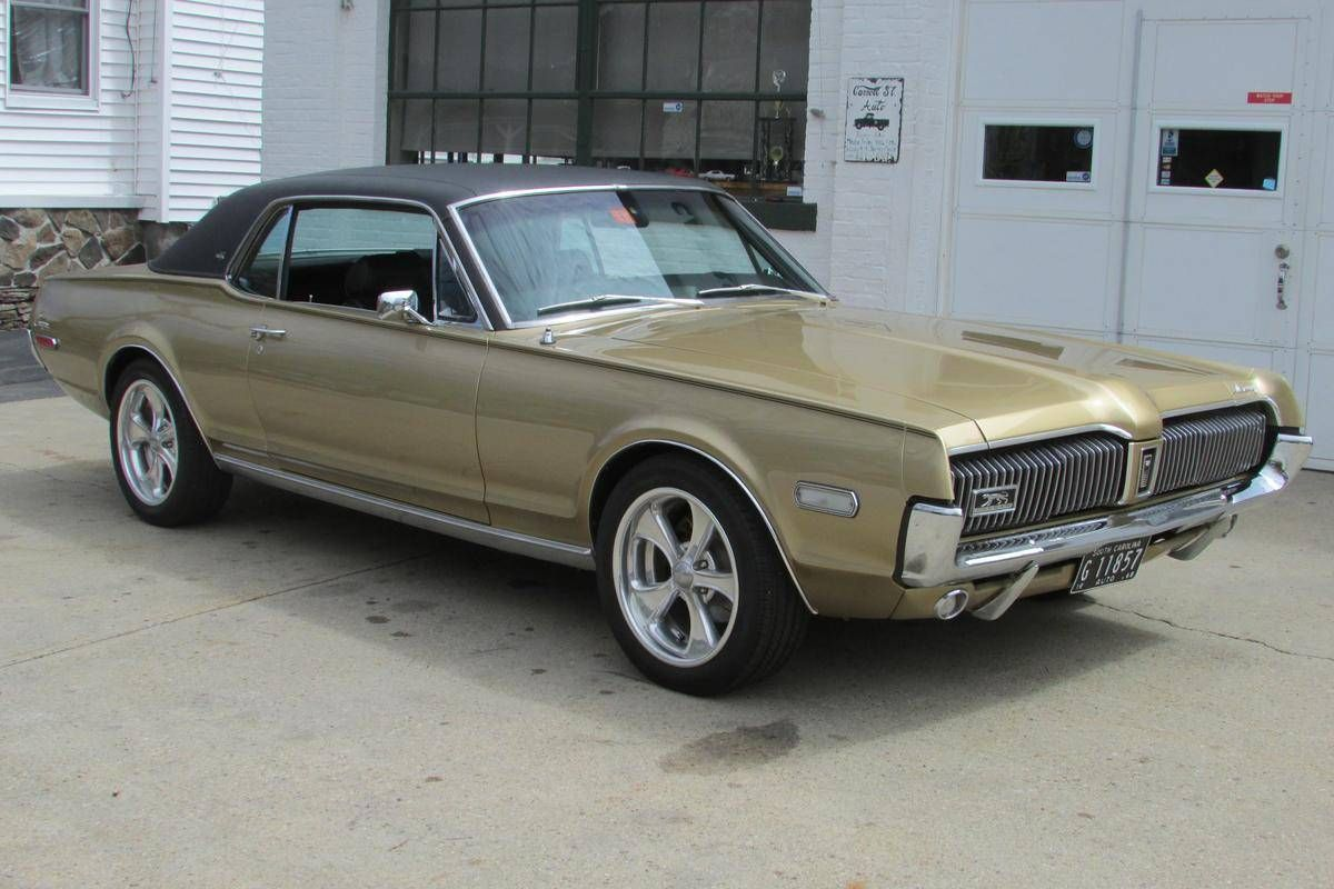 1968 Mercury Cougar Xr7 302 Performance Crate Eng Tremic 5 Spd