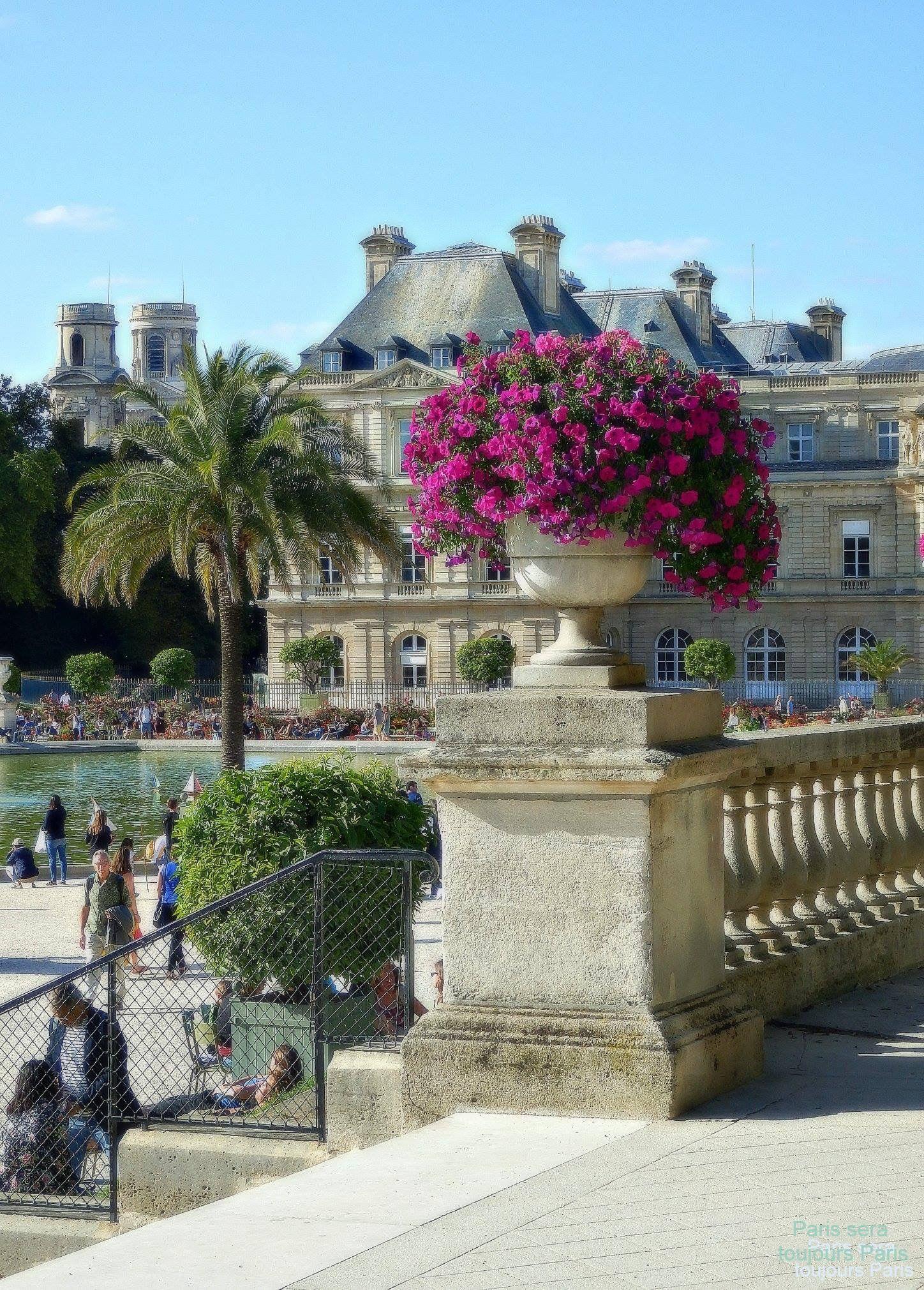 Le Jardin Du Luxembourg 6e Arrondissement De Paris Paris Travel
