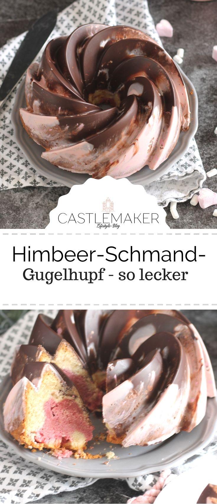 Himbeer-Sauerrahm-Ringkuchen   – Castlemaker Lifestyle-Blog Rezepte & mehr