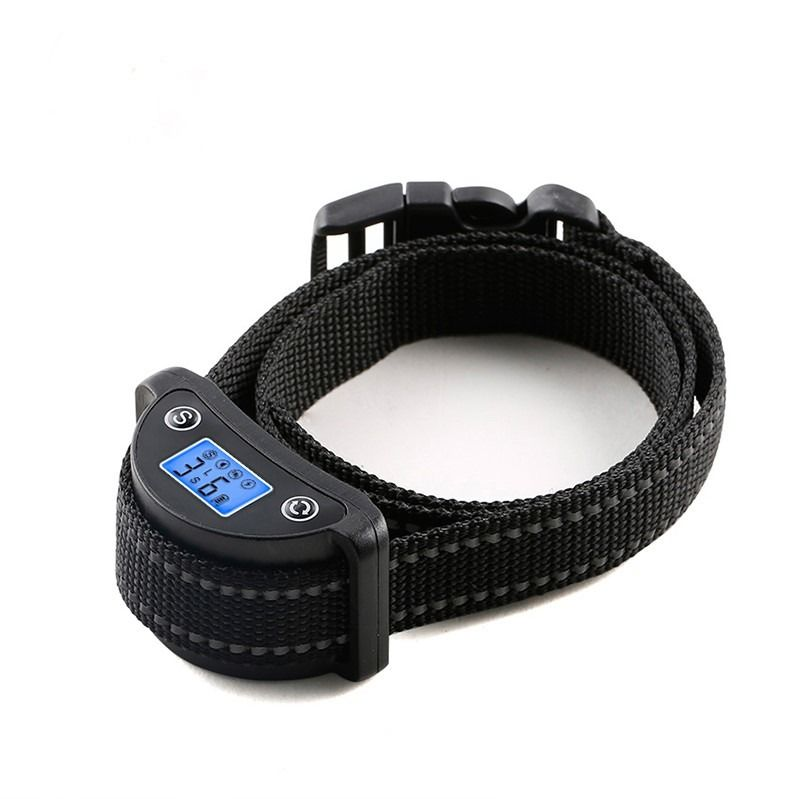 Different types of bark collar with images dog