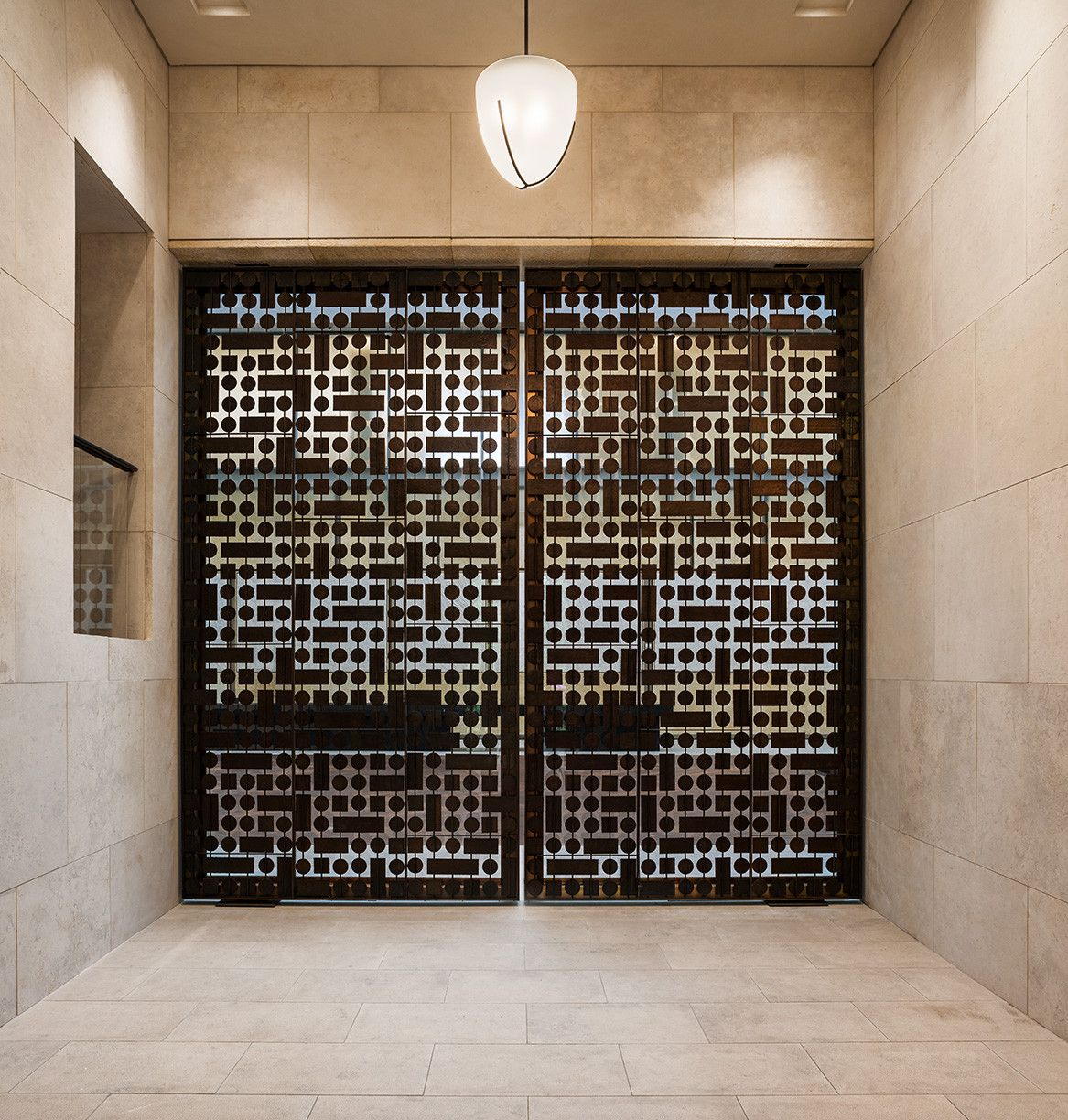 Image 19 of 35 from gallery of The Barnes Foundation / Tod Williams + Billie Tsien. Photograph by The Barnes Foundation