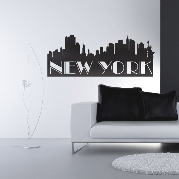 New York   Wall Decal Part 9