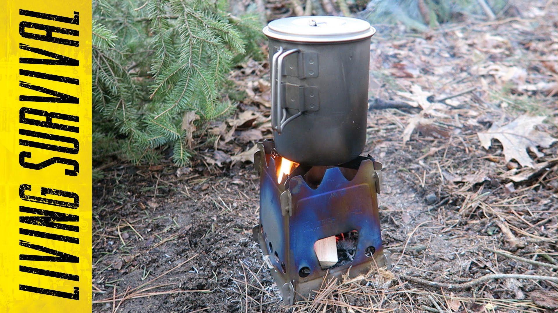 Best Portable Stove: Emberlit Titanium Lightweight Stove ...