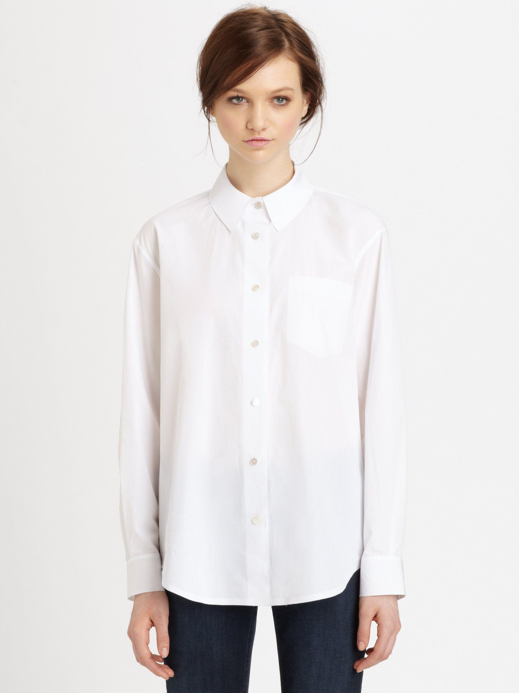 Acne white shirt fashion pinterest white shirts and fashion