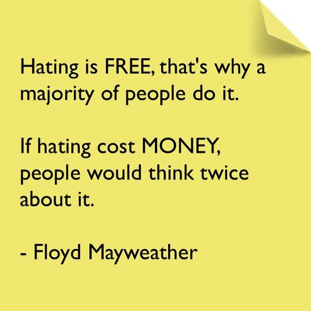 Floyd Mayweather