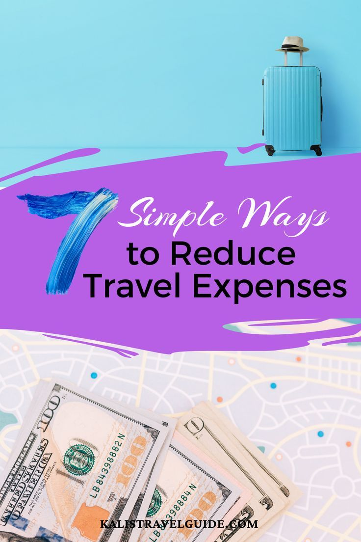 Thinking about traveling soon? If you are in constant search of that perfect travel deal to start your travel planning, and you don't want to spend a fortune on your trips, we got you. Anyone can use these 7 easy ways to reduce travel costs. #cheaptravelhacks #budgetvacation #travelbudget #frugaltravel #traveltips