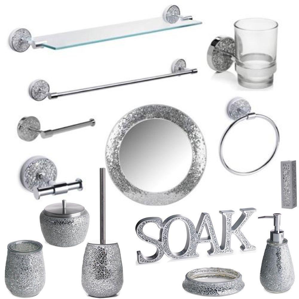 Bathroom Amazing Design 5 Piece Bathroom Accessory Set Have ...