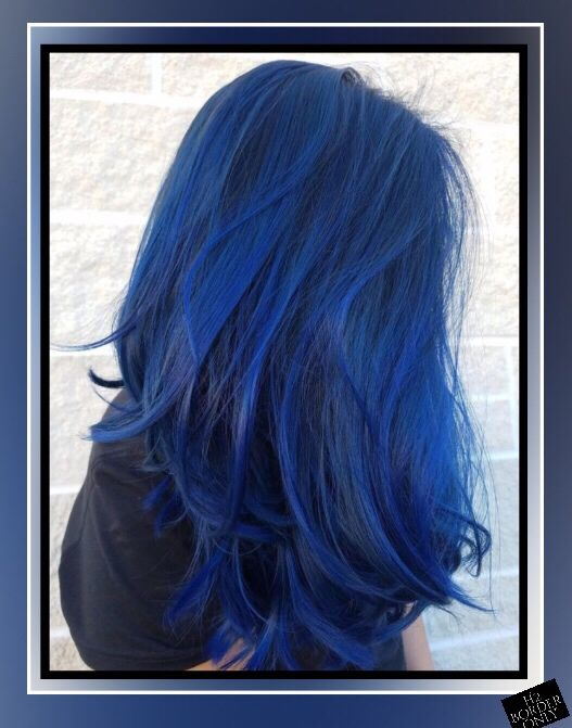 Punky Colour Midnight Blue Aveda Hair Color Hair Dye Colors