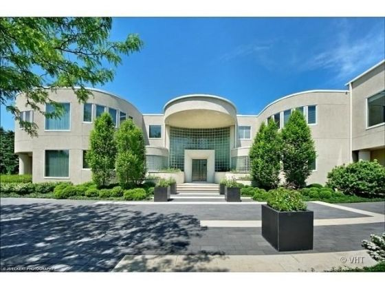 Michael Jordan House for Sale Highland Park, IL 56000 sq ft