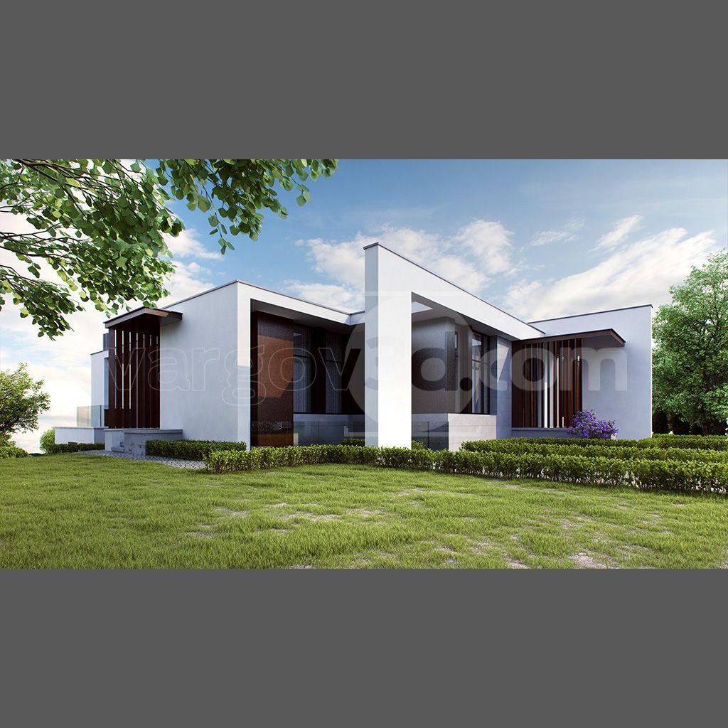new 3d scene of houses httpvargov3dcommodels - New Models House