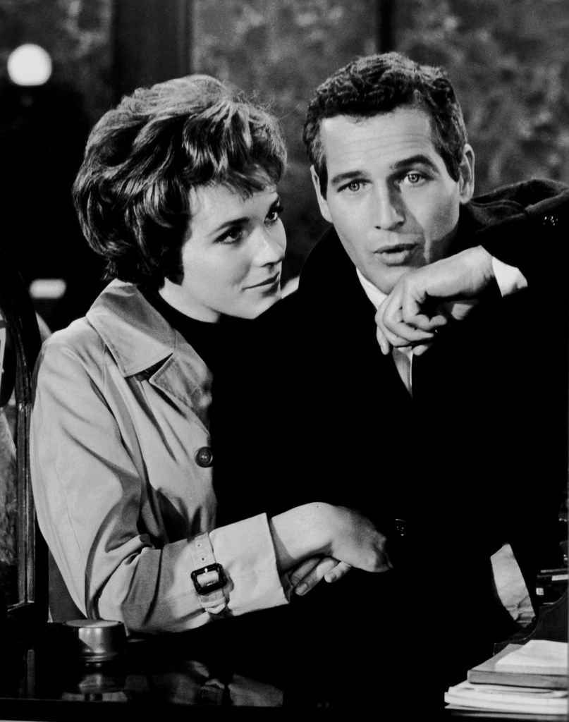 Torn curtain julie andrews - Paul Newman And Julie Andrews On Torn Curtain Break