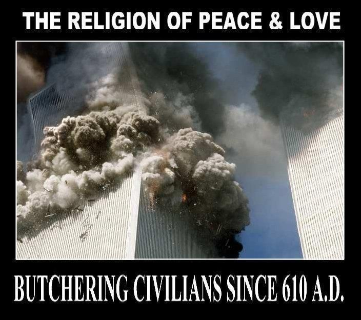 the religion of peace and love The Religion of Peace and Love