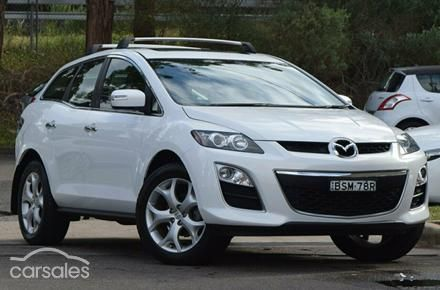 Awesome Mazda 2017: 2010 Mazda CX-7 Luxury Sports ER Series 2 Auto 4WD... Cars Check more at http://carboard.pro/Cars-Gallery/2017/mazda-2017-2010-mazda-cx-7-luxury-sports-er-series-2-auto-4wd-cars/