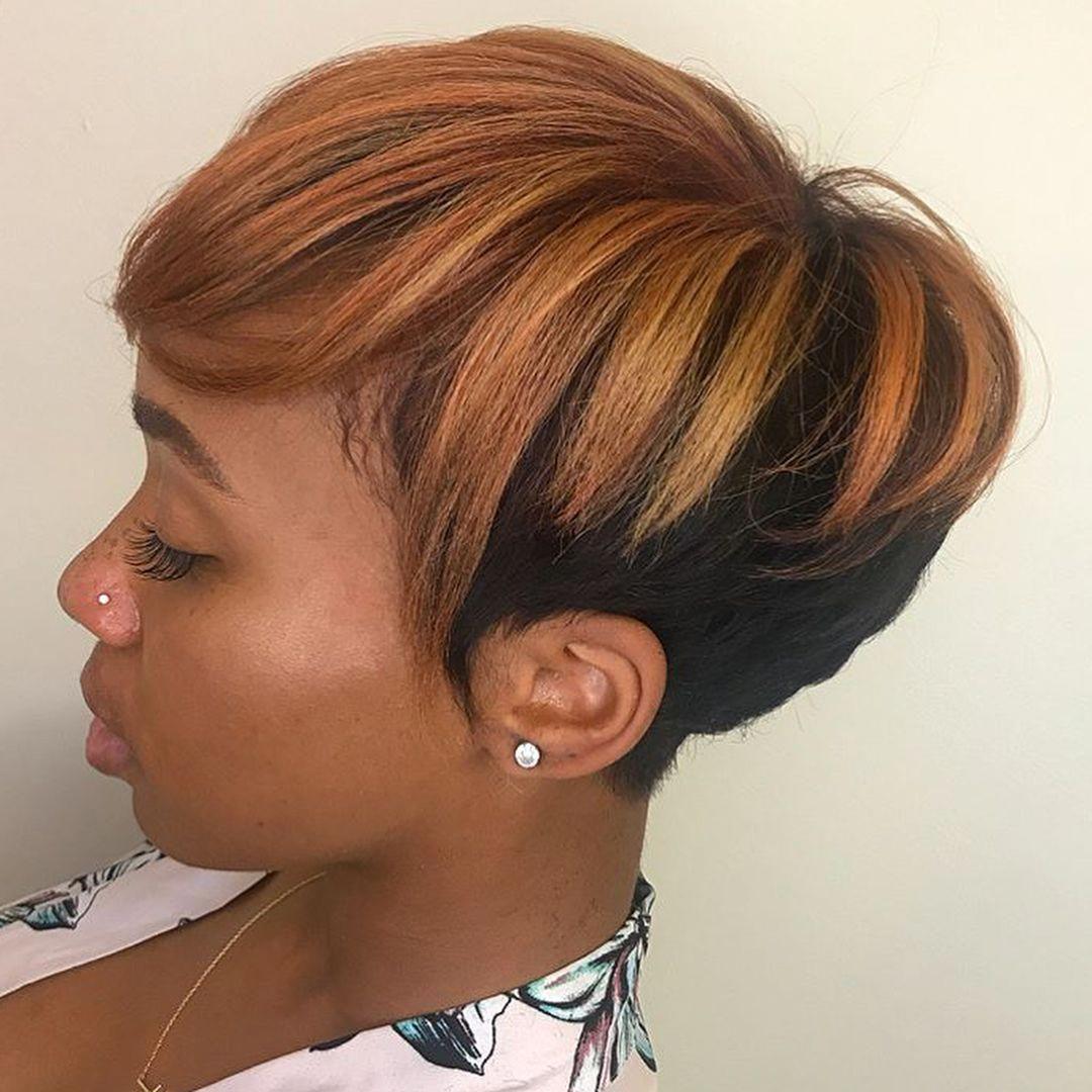 Stylish Bob Black Hairstyles Bobblackhairstyles Hair Styles