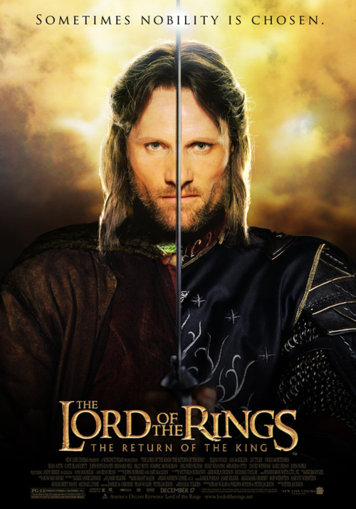 Pin By Yahoo Entertainment On Movie Posters Lord Of The Rings Lord The Hobbit