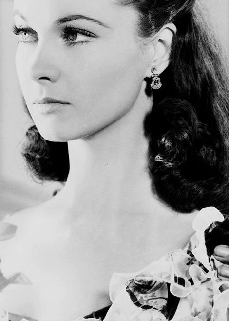 """I will not be ignored."" Vivien Leigh."