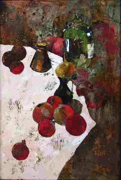 bofransson:  Pomegranates - Konstantin Lizogub